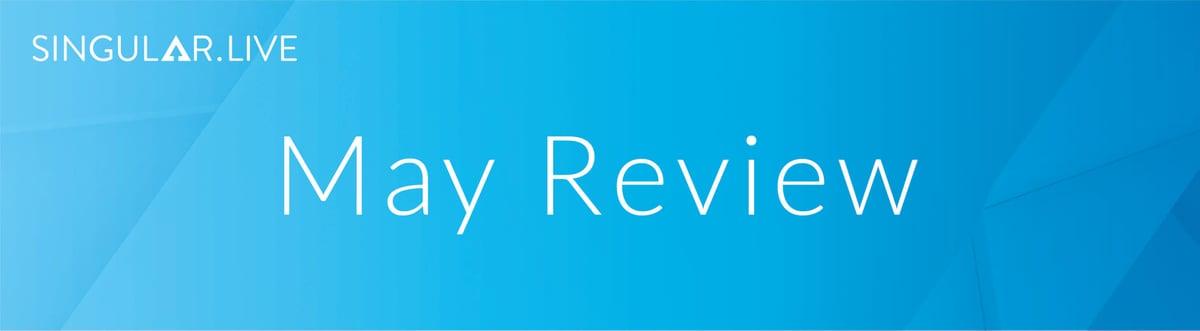 May 2020 Review