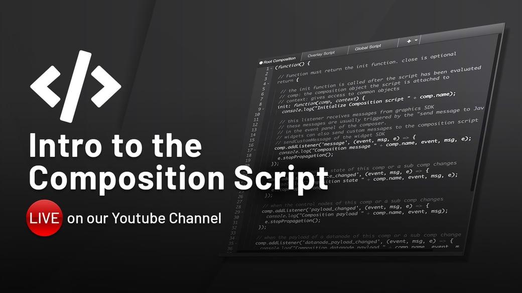 Intro to Comp Script