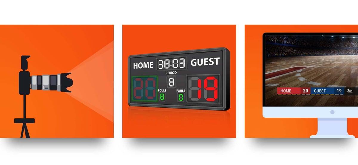 Scoreboard OCR