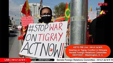 Tigray Coverage