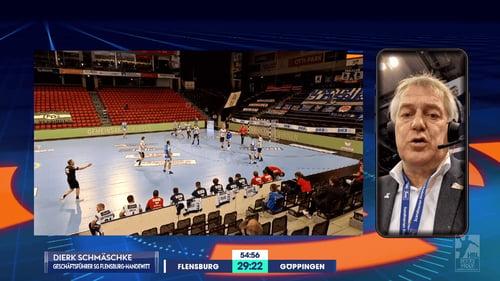 Sky Germany 5G Handball
